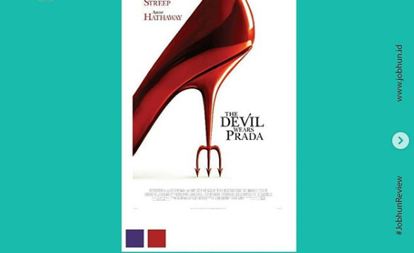 Movie Review: The Devil Wears Prada (2006)