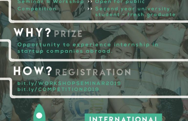 """AIESEC """"International Career Day 2019"""""""