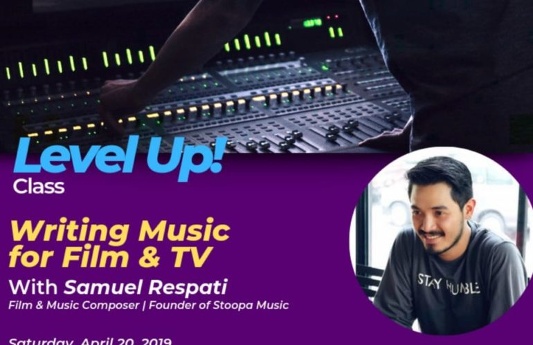 Level Up Class : Writing Music for Film & TV by: Level Up Community